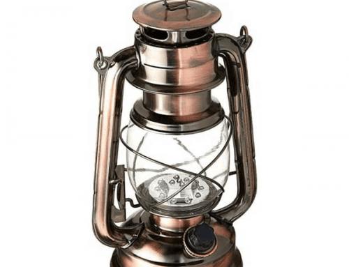 18B037 Lantern with efficient LED lighting