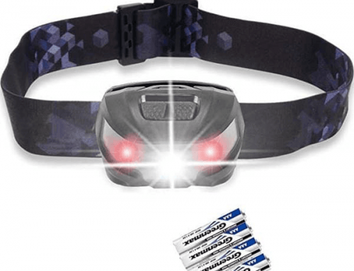 18B039 LED Headlamps Flashlight