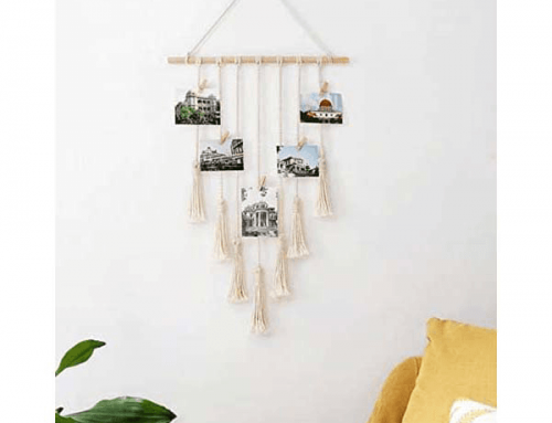 18B070 Wall Hanging Pictures Organizer
