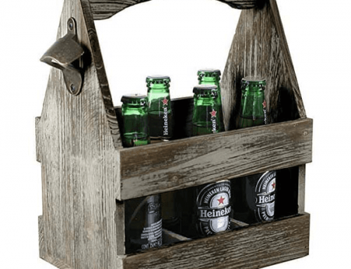 18D003 6-Pack Beer Carrier Caddy