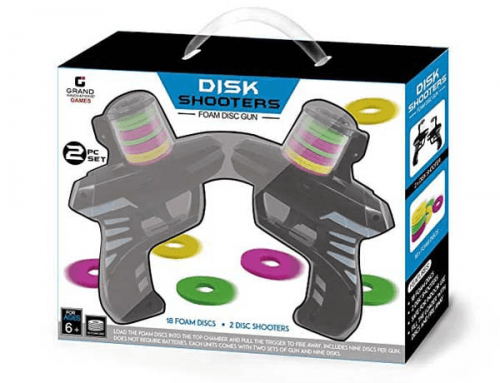 18G036 Disk Shooter