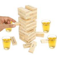 18G047 Shot Glass Drinking Game
