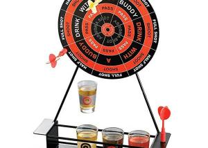 18G048 Shot Glass Darts Bar Game Set