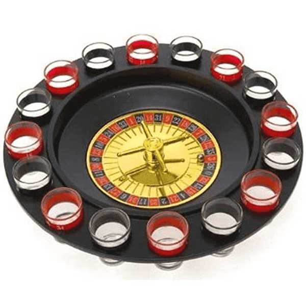 Drinking Game Glass Roulette
