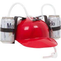 Drinker Beer Helmet