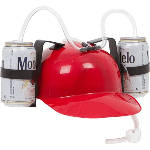 Drinker Beer Helmet