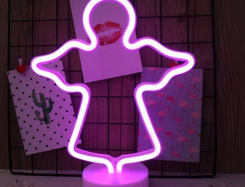 18L020 Angle Neon Light