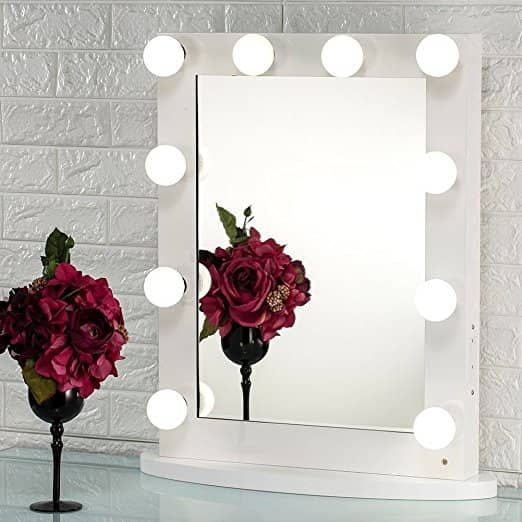 18L029 Mirror with LED Lights