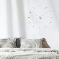 Laser Projection hand clock