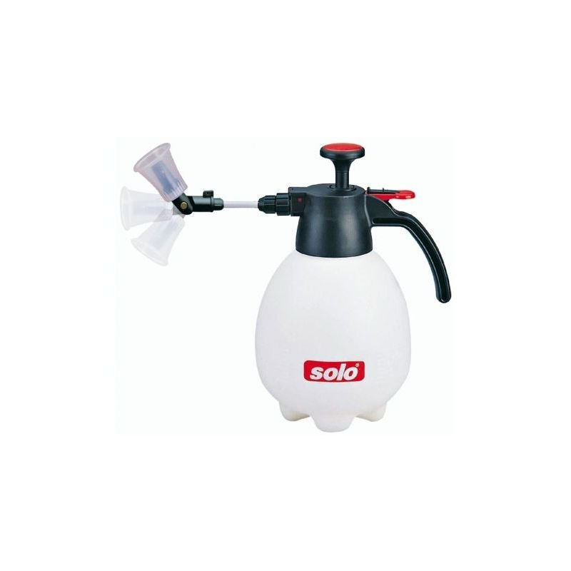 High Pressure Hand Sprayer With Adjustable Nozzle